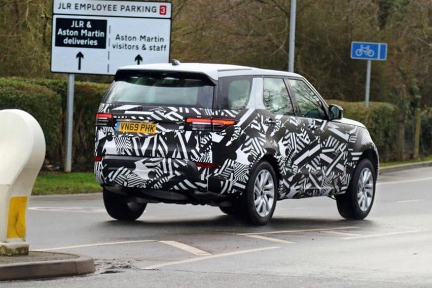 Land Rover Discovery mild hybrid diprediksi meluncur akhir 2020