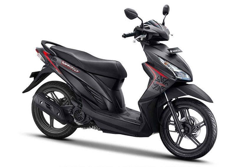 Honda Vario 110 eSP Hengkang dari Peredaran