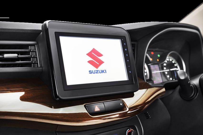 head unit touch screen baru Ertiga 2020 tipe GX