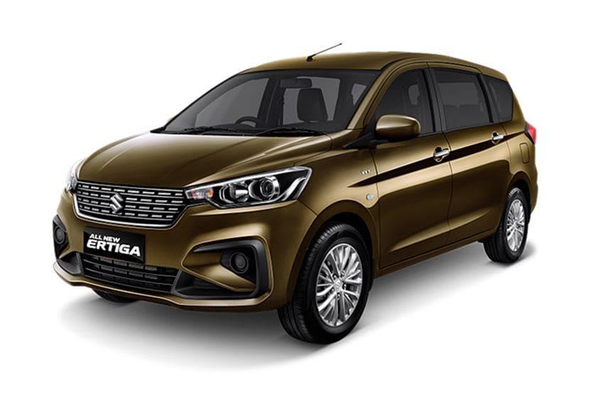 Warna baru Suzuki Ertiga 2020