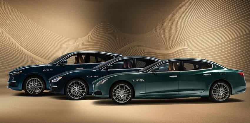 Maserati limited edition Royale versions