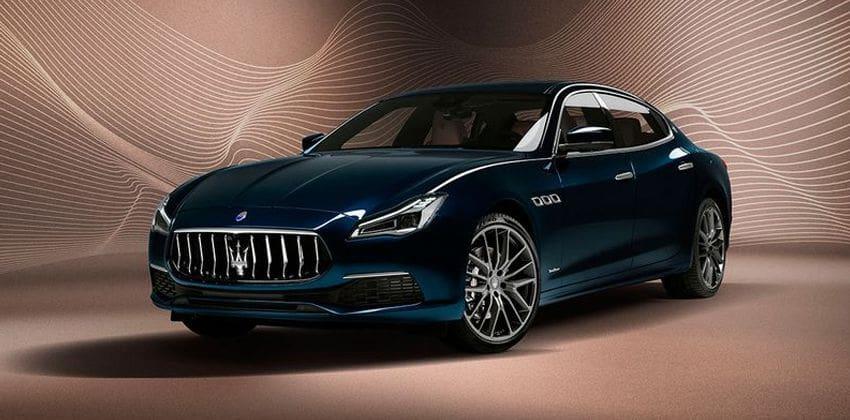 Maserati Royale edition