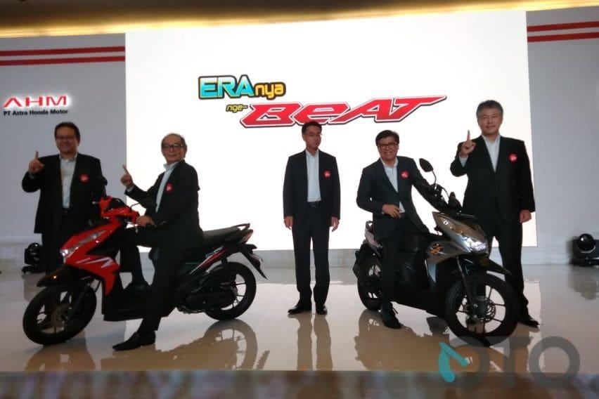 Honda Beat Baru