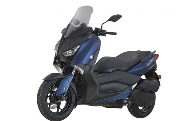 2020 Yamaha X-Max gets new colours