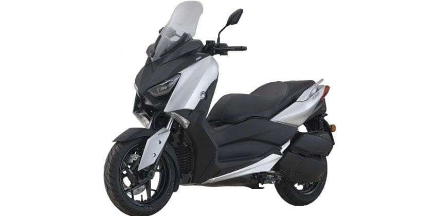 2020 Yamaha X-Max new color options