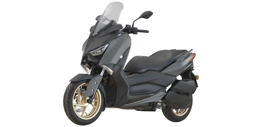 2020 Yamaha X-Max new color