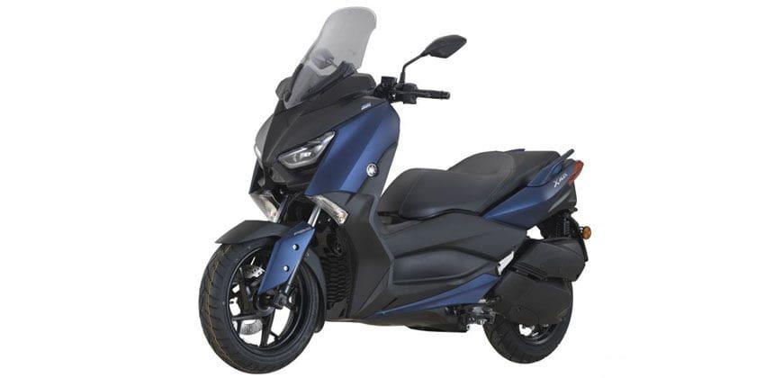 2020 Yamaha X-Max color