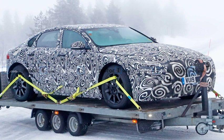 Jaguar XJ bakal lahir kembali jadi mobil listrik