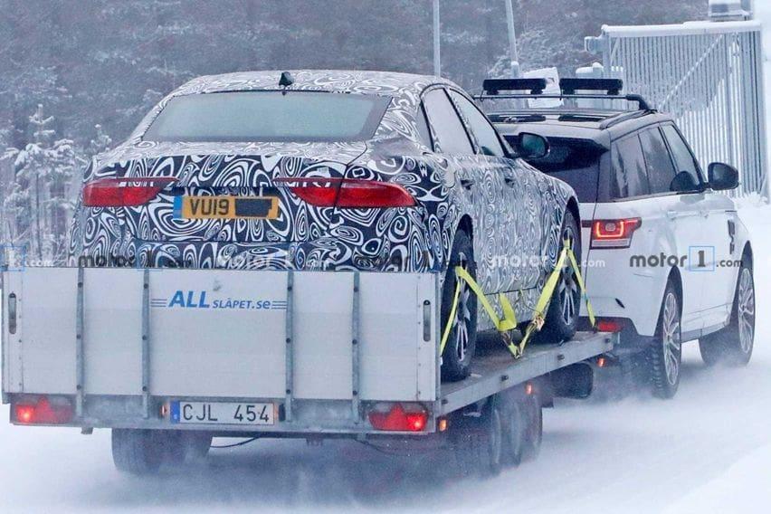 Jaguar XJ bakal jadi sedan listrik