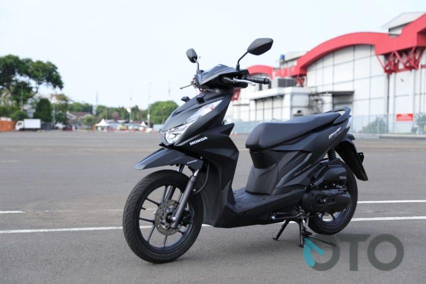 Honda Beat CBS-ISS Deluxe 2020