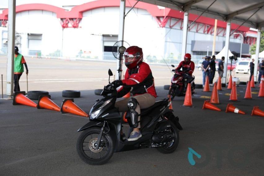 Pengendalian Honda Beat baru lebih mengasyikkan