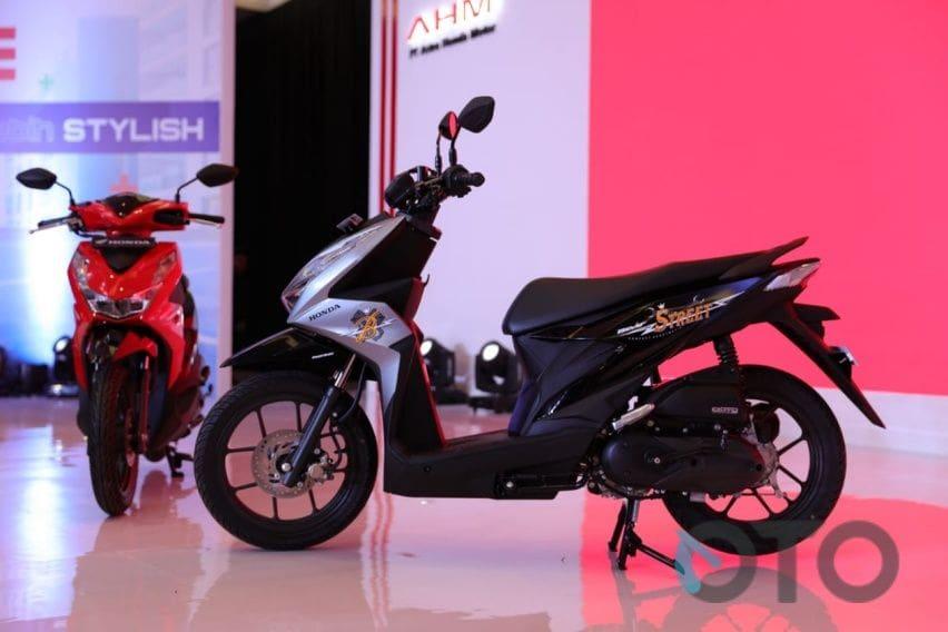 All New Honda Beat Muncul, Ini Catatan Penting buat Yamaha Mio