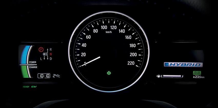 Honda HR-V Hybrid mileage