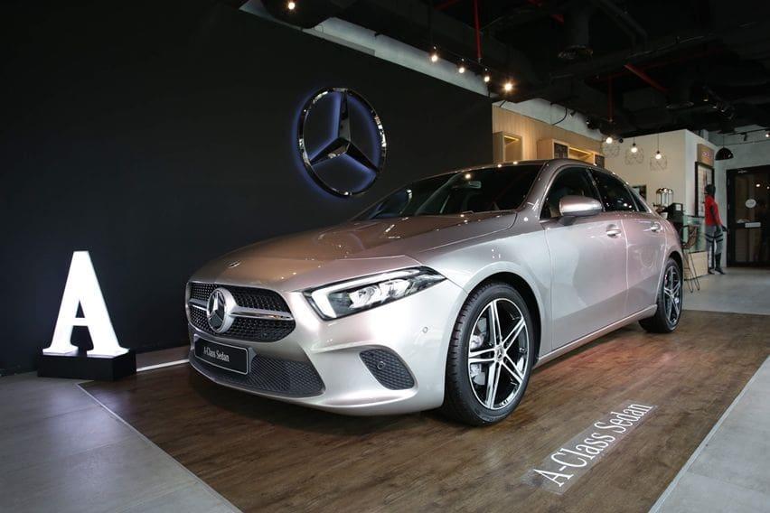 Mercedes-Benz A-Class A200