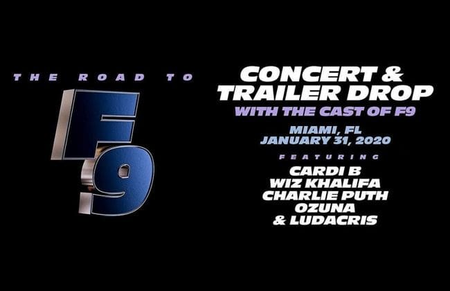 """""""Road to F9"""" to drop the trailer of the Fast & Furious 9"""