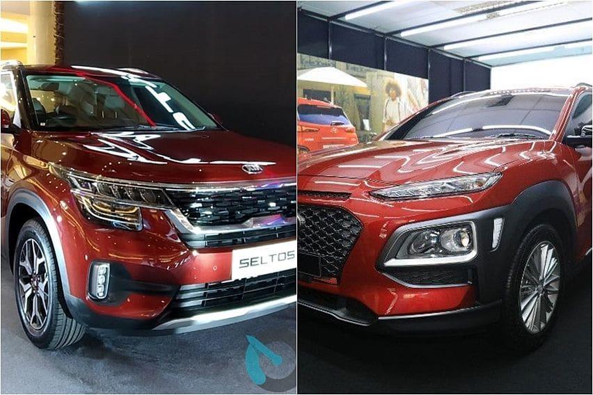 Komparasi Small SUV Korea, Pilih Kia Seltos atau Hyundai Kona?