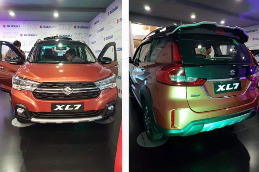 Bocoran Suzuki XL7 Indonesia 2020