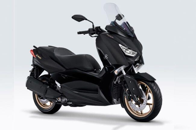 Bersolek Maxi Signature, Harga Yamaha XMax 2020 Jadi Rp 60,95 Juta