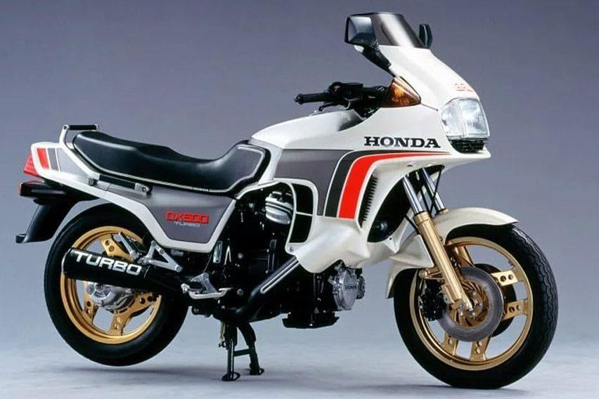 Honda CX500 Turbo