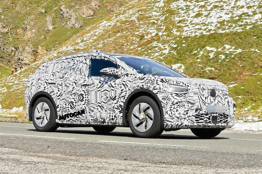 Mobil Listrik VW ID4 2020