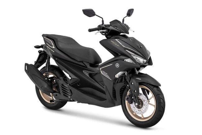 Beli Yamaha Aerox 155 di Diler Ini, Langsung Dapat Helm Arai RX-7X