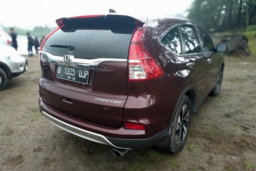 Honda CR-V Prestige generasi 4