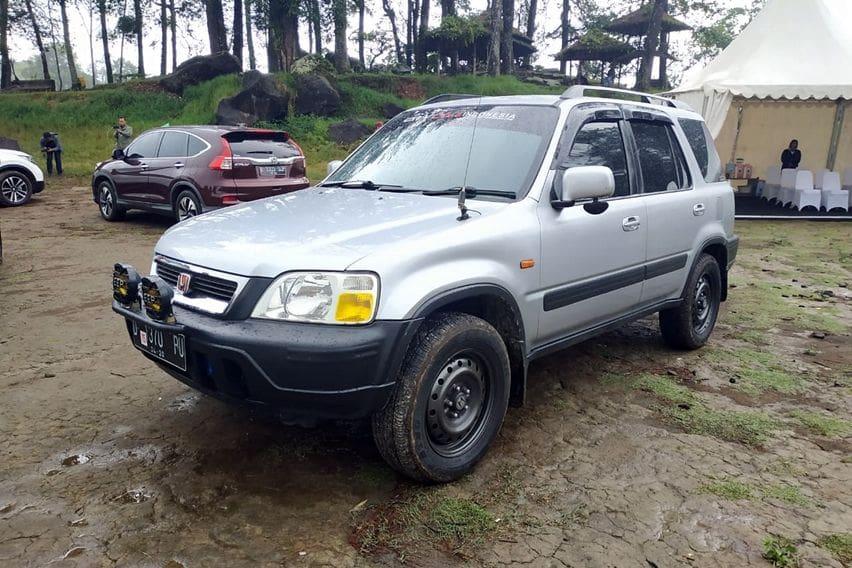 Honda CR-V gen 1 rakitan lokal