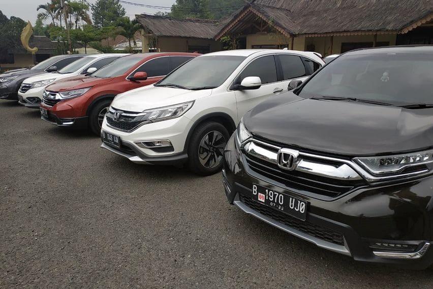 Mau Beli Honda CR-V, Simak Skema Cicilan, Harga Bekas dan Detail Fiturnya