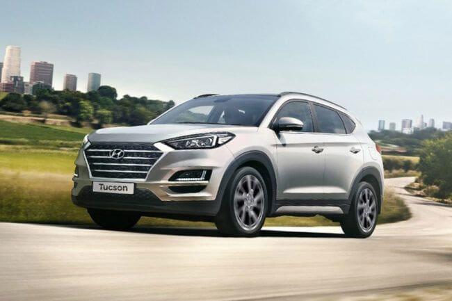 Hyundai Tucson Facelift Mengaspal, Apa Saja yang Berubah?