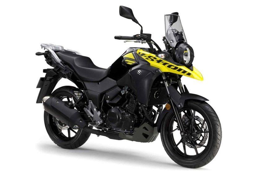Suzuki V-Strom 250 India 2020