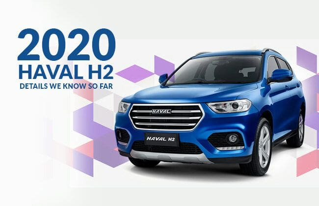 2020 Haval H2 - Details we know so far