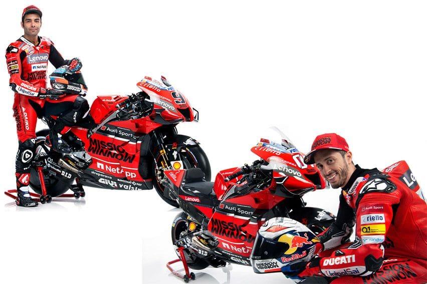 MotoGP: Tiga Kali Gagal, Tahun Ini Ducati Kembali Incar Gelar Juara Dunia