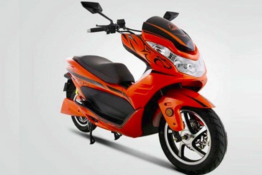Okinawa, Skuter Listrik yang Mirip Honda PCX