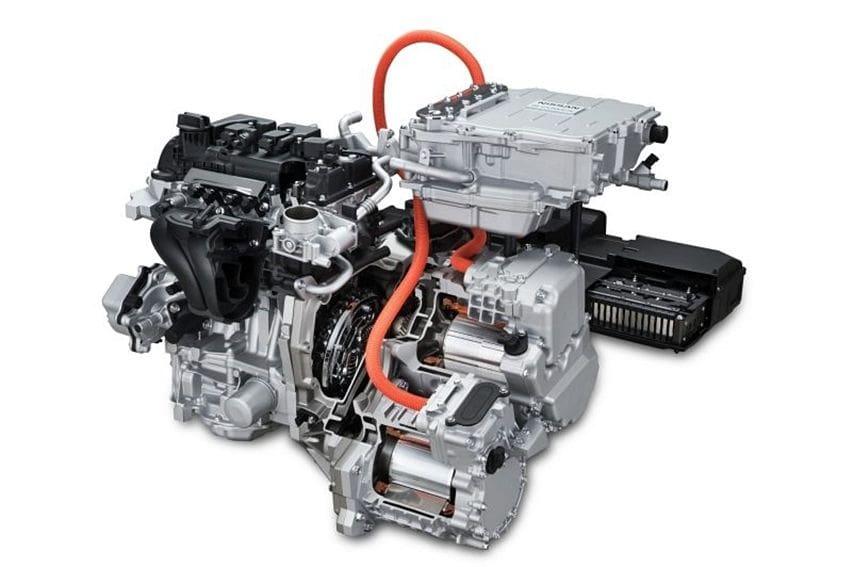 Sistem e-Power Nissan menyediakan boosting torsi
