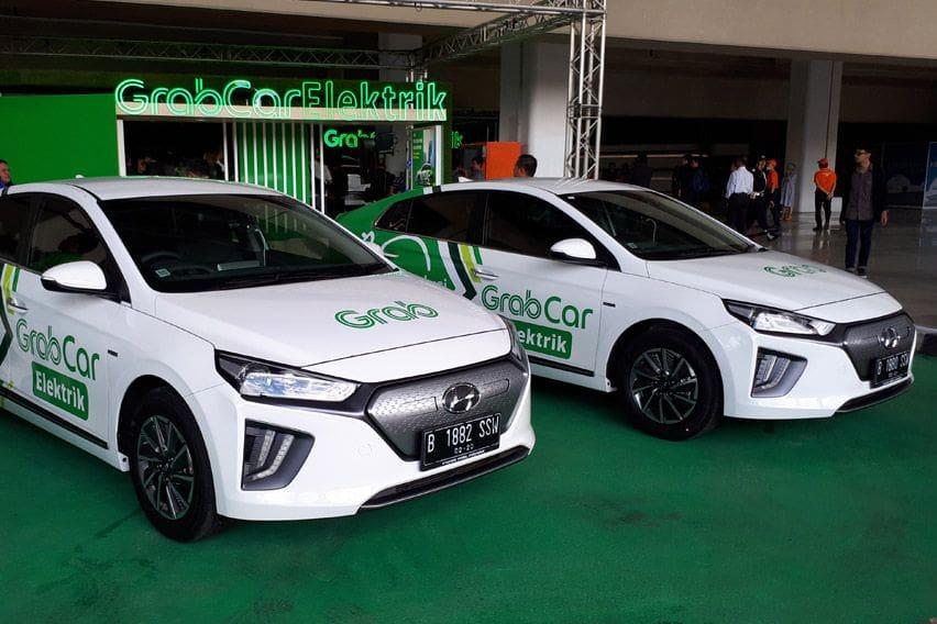 Hyundai Ioniq jadi Armada Listrik Grab, Baru Tersedia di Soetta