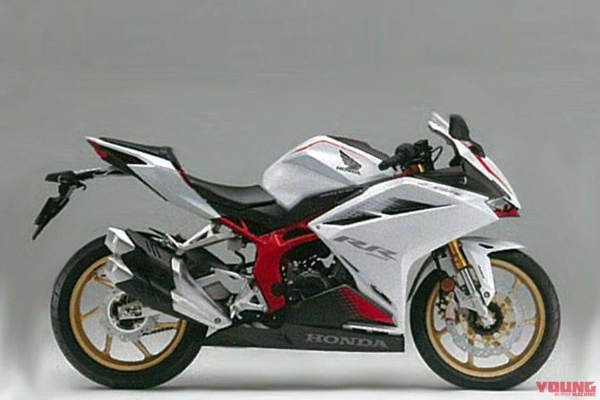 Honda CBR250RR 2020 Tembus 41 Hp, Meluncur Bulan Depan?