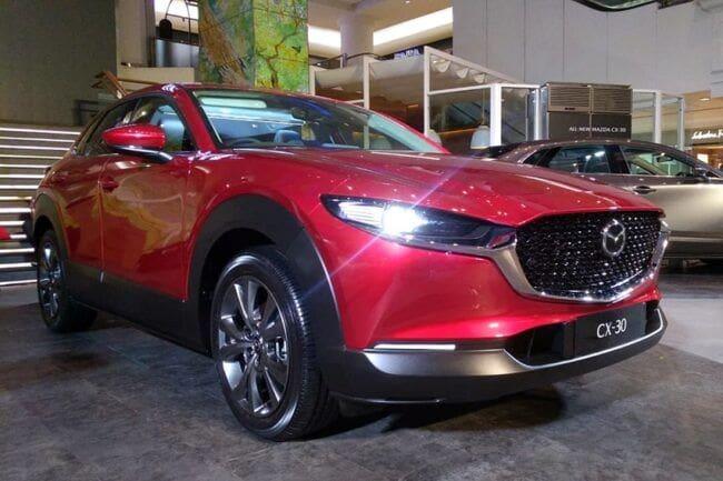 Crossover Baru Mazda CX-30 Resmi Diluncurkan, Teknologi Tinggi dalam Busana Stylish