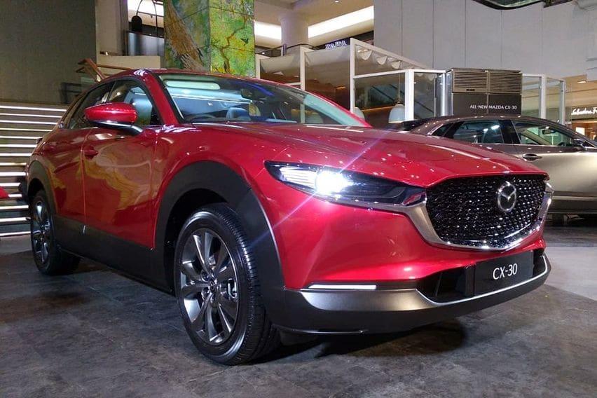 4 Hal Menarik dari Mazda CX-30 yang Dijual di Indonesia