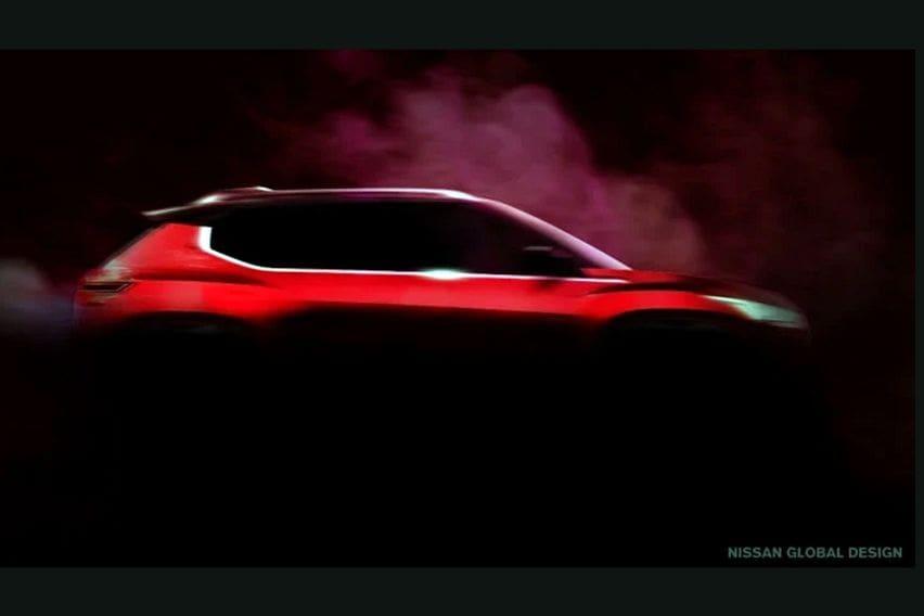 Teaser crossover SUV murah Nissan