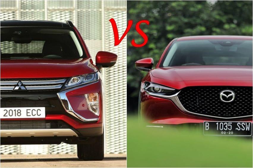 Duel Crossover Premium Jepang, Pilih Mazda CX-30 atau Mitsubishi Eclipse Cross?
