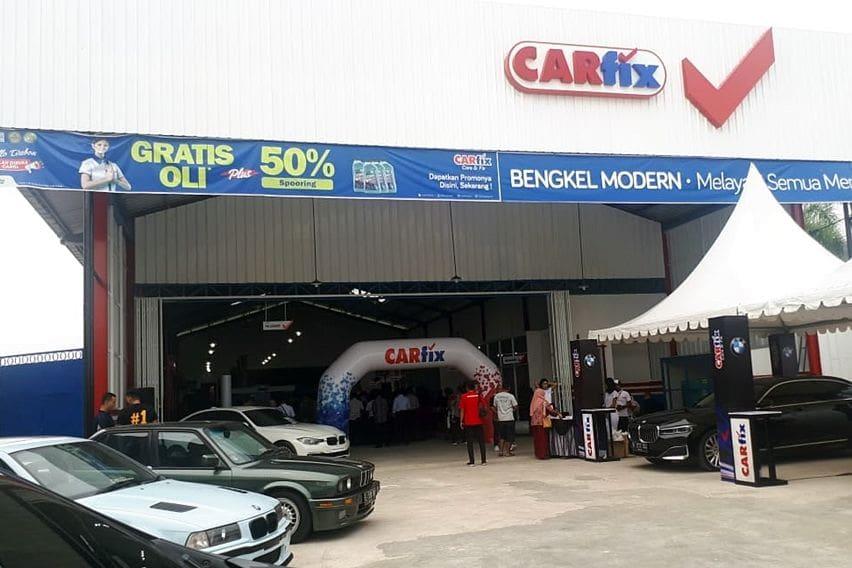 Carfix buka jaringan bengkel di Cirebon