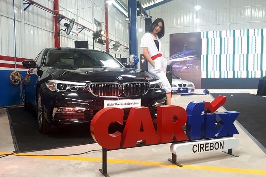 Carfix Hadirkan Outlet ke-28 di Cirebon, Fasilitasnya Lengkap!