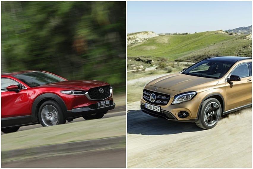 Komparasi Mazda CX-30 vs Mercedes-Benz GLA 200, Mana Paling Menarik?