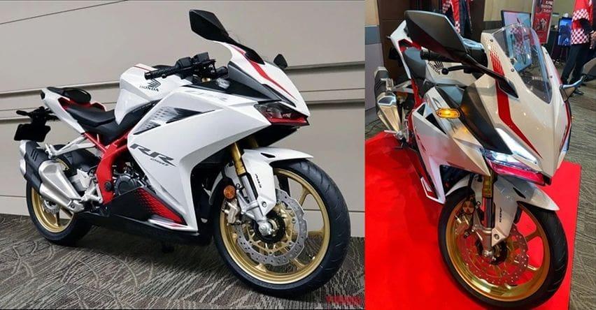 Bocoran New Honda CBR250RR 2020