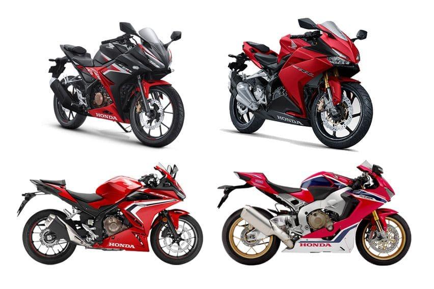 Motor Baru Honda CBR 2020
