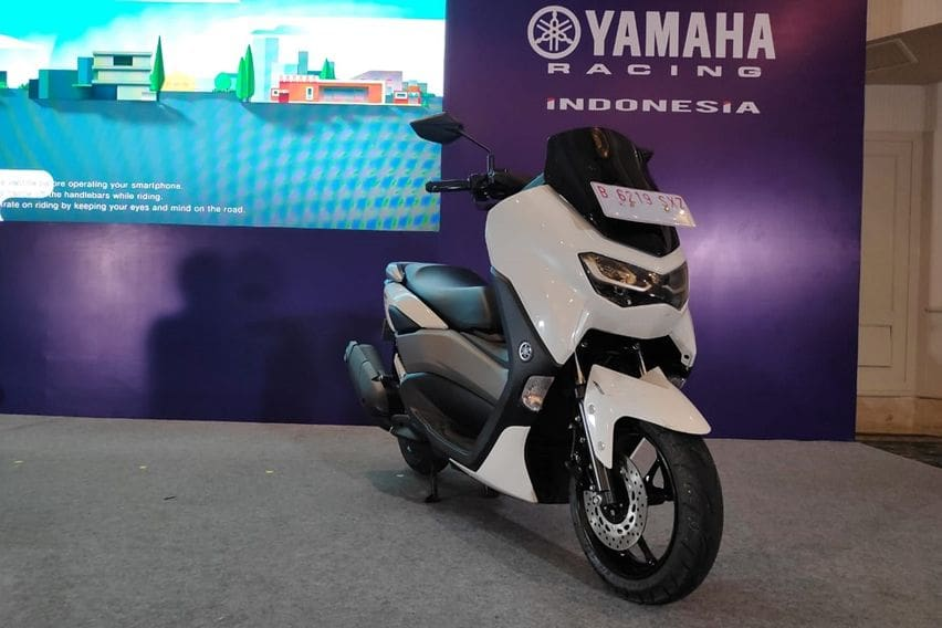 Cicilan Yamaha NMax Connected ABS 2020