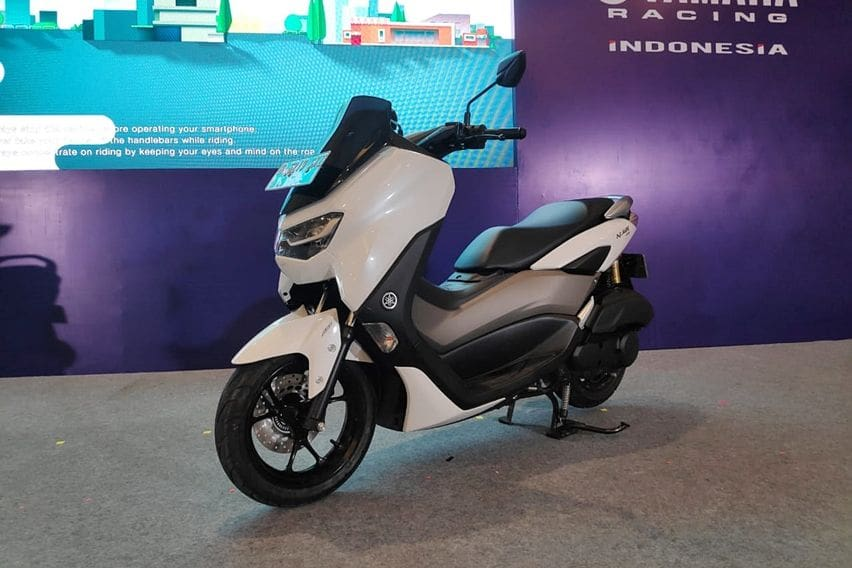 Yamaha Nmax Connected/ABS