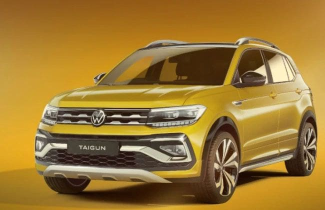 2021 volkswagen taigun uncovered launch slated for 2021