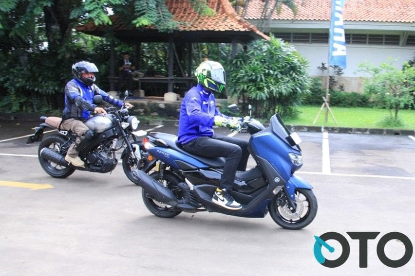 First Ride Yamaha All New NMax 2020: Maaf, Kami Salah
