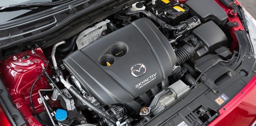 Mazda 3 Sedan engine